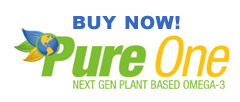 Buy Pure One Next Gen Plant Based Omega - 3 and DHA